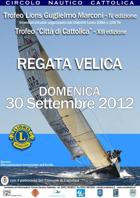 Regata Velica Trofeo Lions Guglielmo Marconi